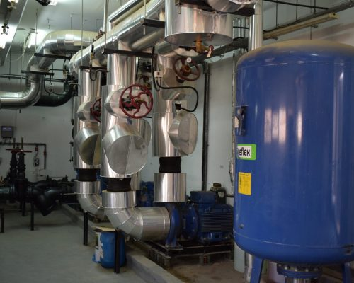Hydronic Specialities for Chilled water System